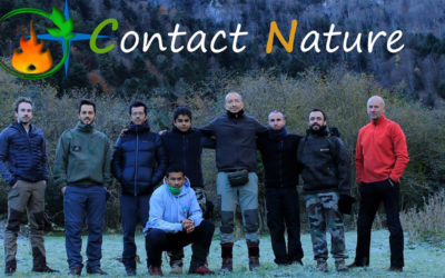 "WEEK-END INITIATION A LA SURVIE AVEC ""CONTACT NATURE"" EN VALLEE D'OSSAU"